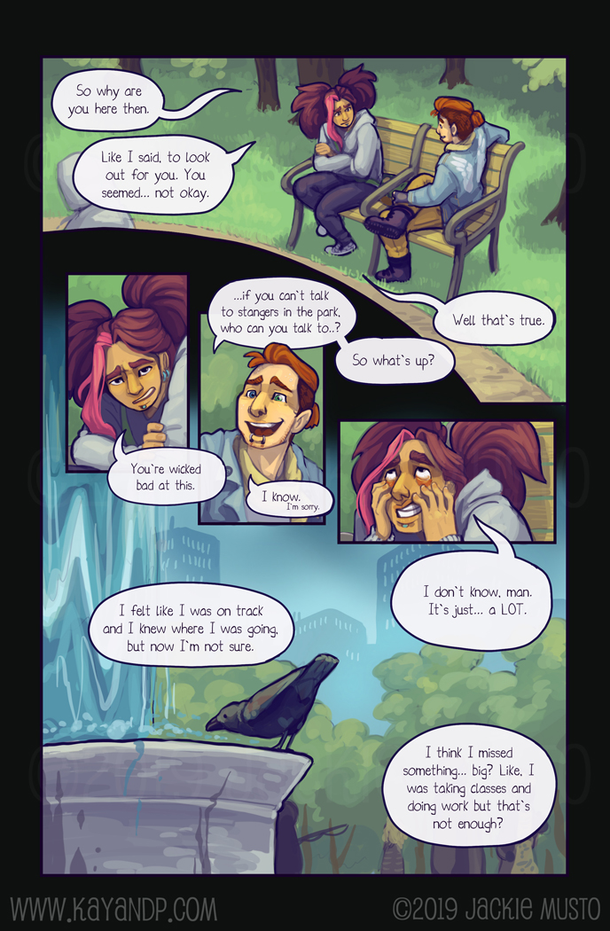 Kay and P: Issue 25, Page 23