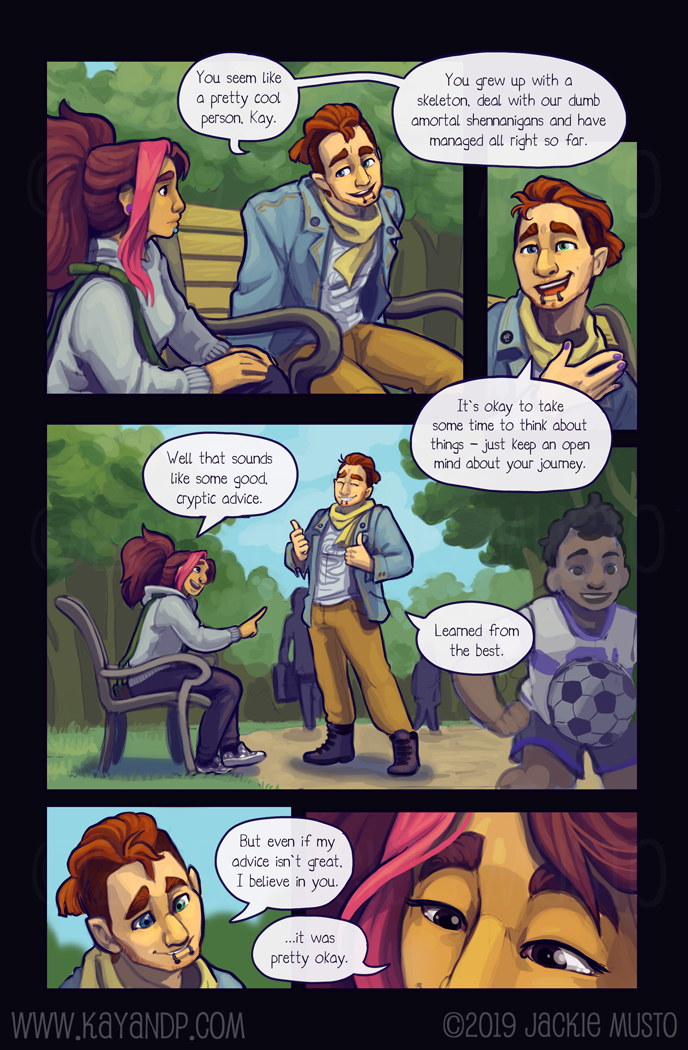 Kay and P: Issue 25, Page 26