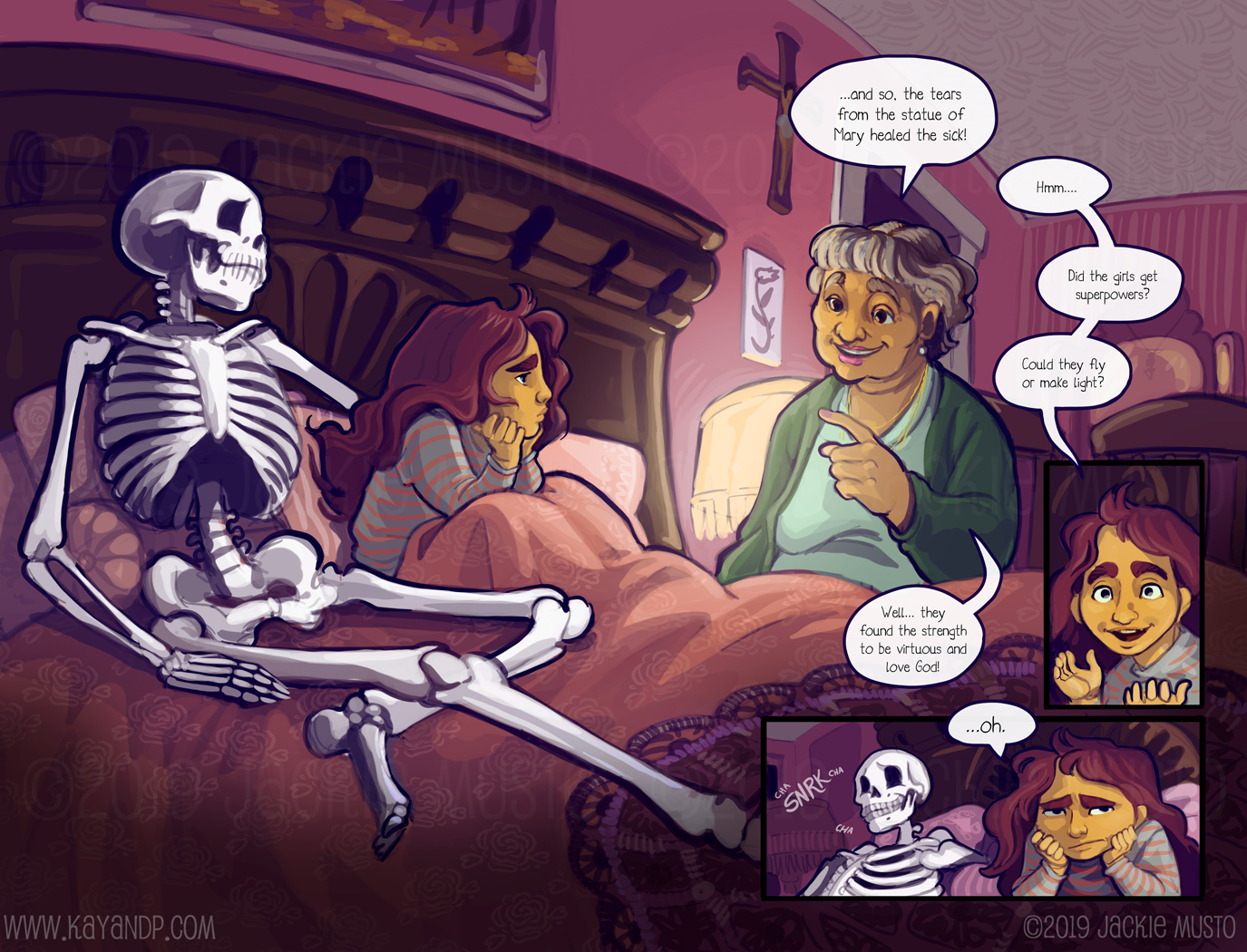 Super Skel, Page 01