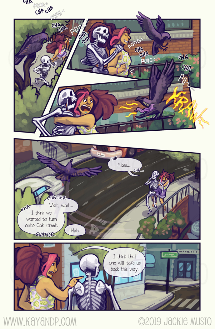 Kay and P: Issue 26, Page 11