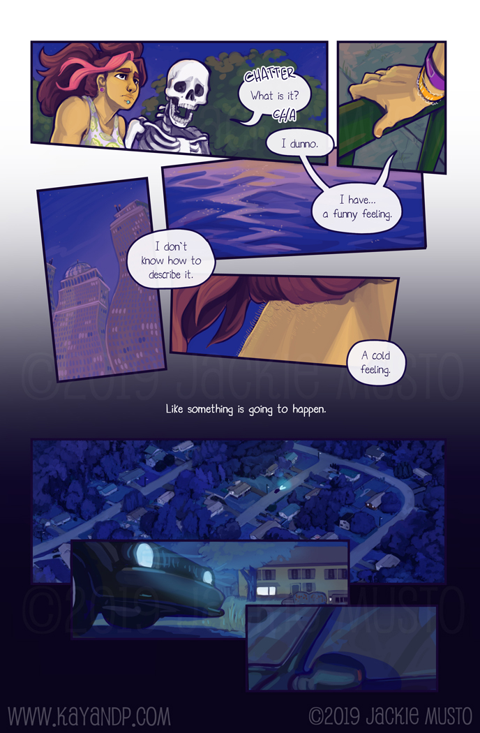Kay and P: Issue 26, Page 17
