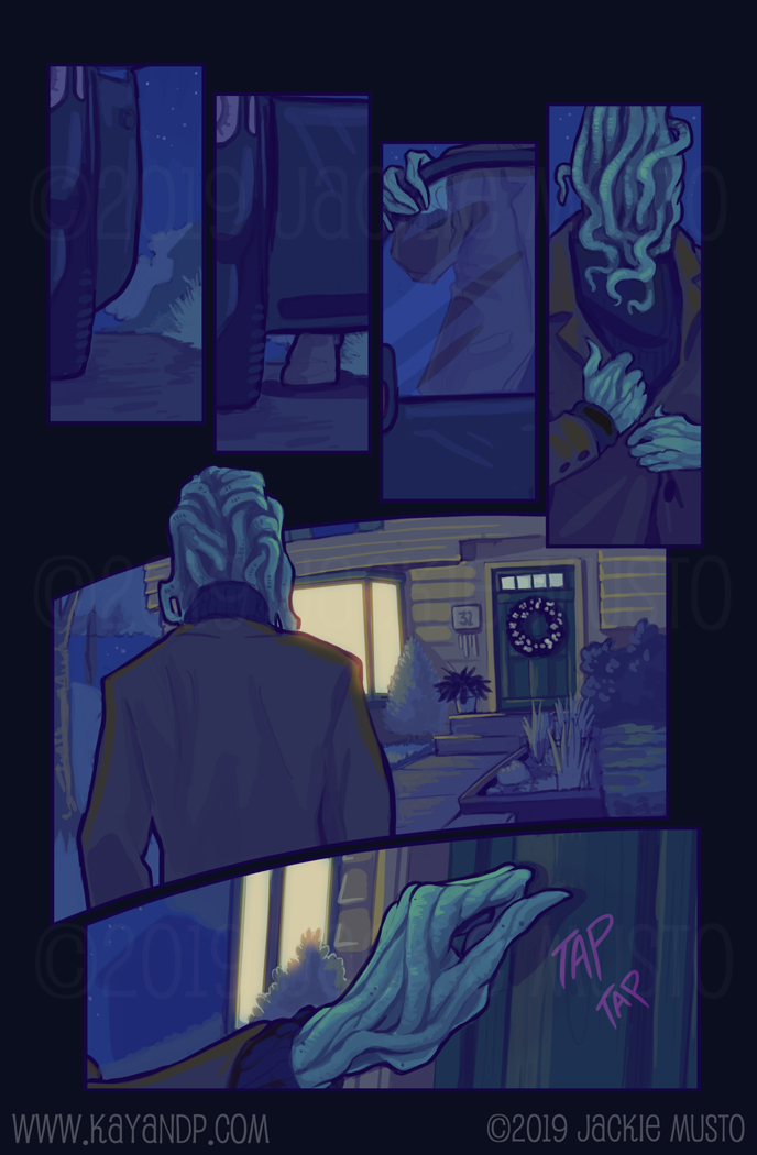 Kay and P: Issue 26, Page 18