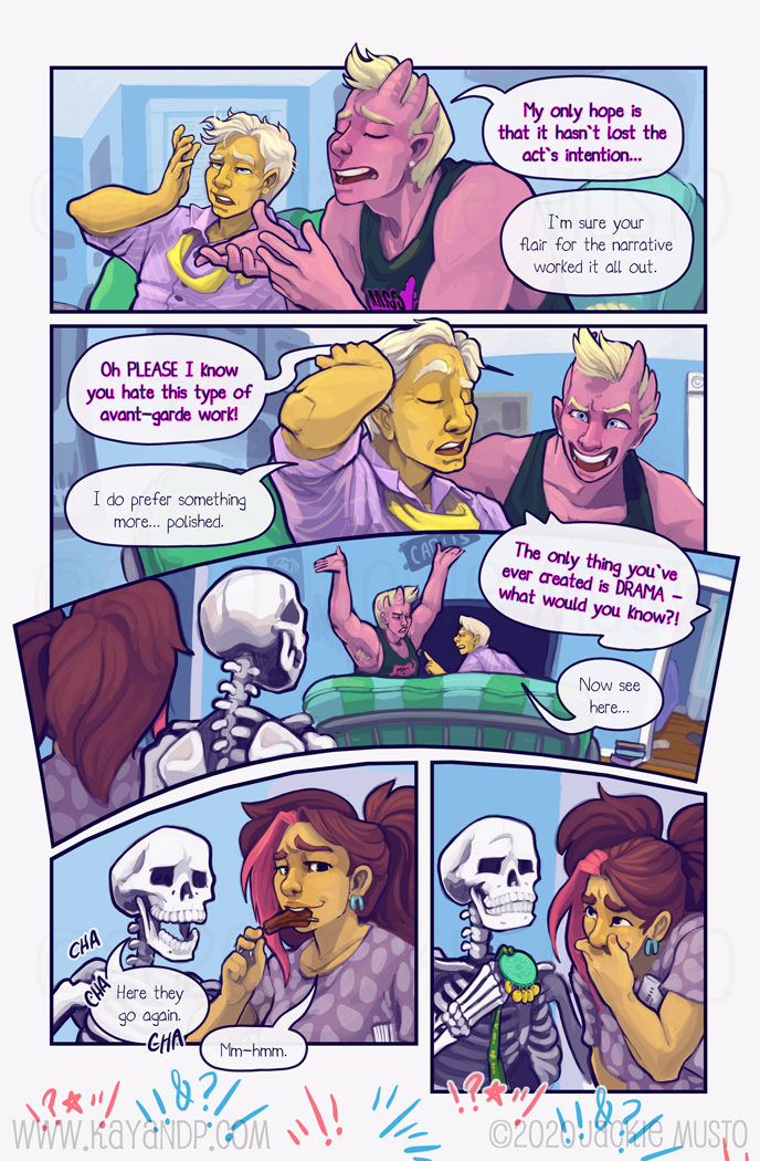 Kay and P: Issue 27, Page 21