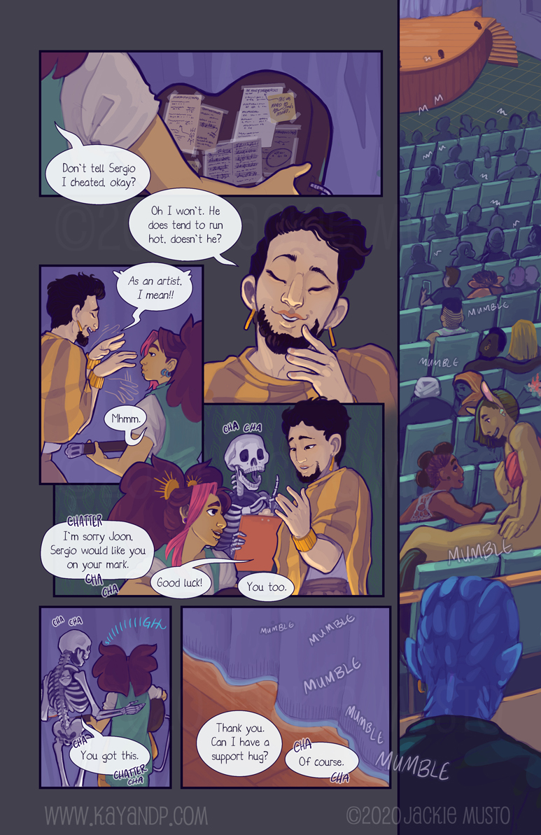 Kay and P: Issue 27, Page 29