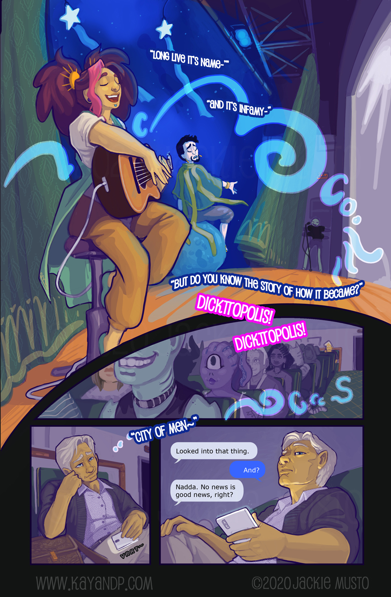 Kay and P: Issue 27, Page 31