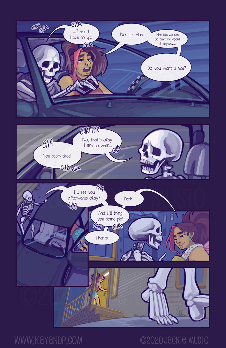 Kay and P: Issue 28, Page 28